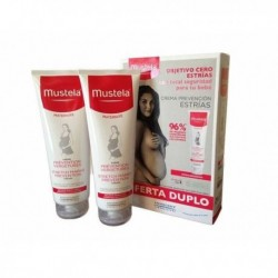 CREME ANTI-ESTRIAS MUSTELA - OFERTAS 2X250 ML.