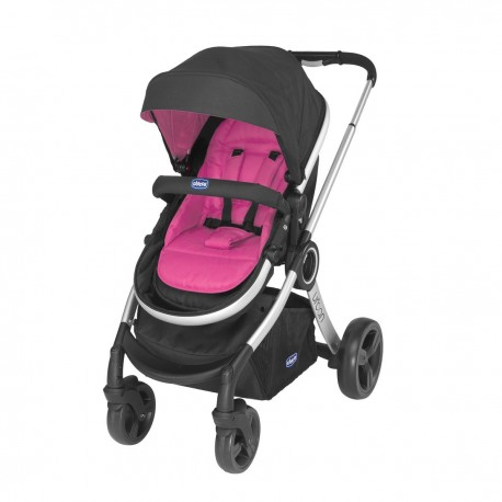 ASSENTO DUO URBAN PLUS CHICCO + PACK COLOR 0M+