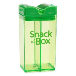 SNACK IN THE BOX GREEN PRECIDIO DESING INC.