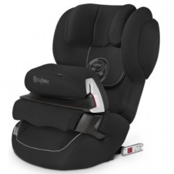 CADEIRA DE AUTO JUNO 2-FIX 9M+ GRUPO 1 HAPPY BLACK CYBEX