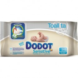 TOALHITAS  DODOT SENSITIVE (810 UDS)